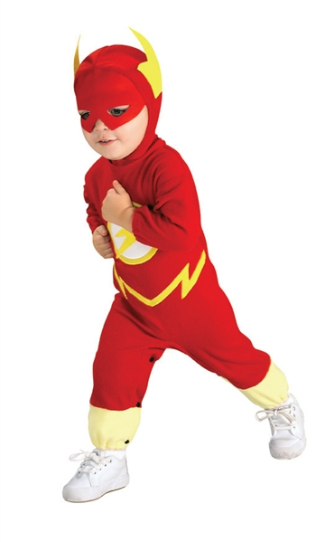 Toddler Boys Flash Costume