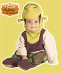 Infant Baby Shrek Costume