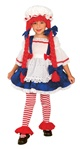 Toddler - Rag Doll Girl Costume