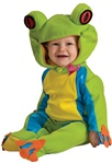 Noah's Ark Collection Infant Frog - Costume