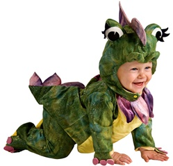 Noah's Ark Collection Infant Dragon - Costume