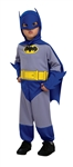 Licensed Infant Batman Costume