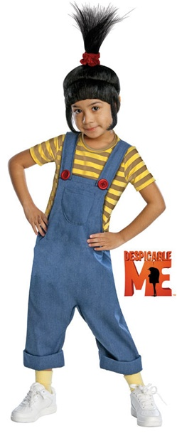 Girl's Agnes Costume from Despicable Me