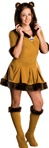 Wizard of Oz Tween Cowardly Lion Costume