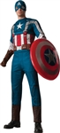 Avengers Captain America Muscle Costume