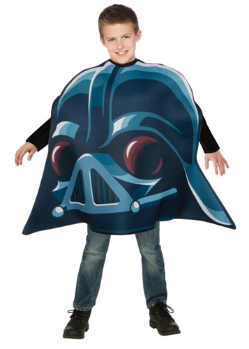 Child Darth Vader Pig Costume - Kid's Star Wars - Angry Birds
