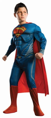Kid's Man of Steel Superman Costume