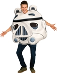 Adult Stormtrooper Pig Costume - Star Wars - Angry Birds