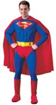 Deluxe Superman Adult Costume