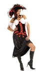 Queen of the Sea - Sexy Pirate Adult Costume