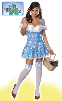 Sexy Dorothy Adult Costume