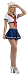 Sexy Sailor Girl Adult Costume