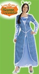 Adult Deluxe Princess Fiona Costume