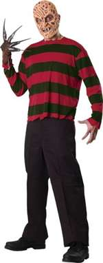 Freddy Krueger Costume - X-LARGE