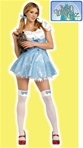 Sexy Sequined Dorothy Adult Costume