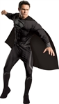Deluxe Black Suit Superman Costume