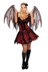 Vampire Fairy Costume - Adult