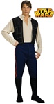 Han Solo Costume - Adult