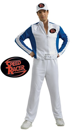 Speed Racer Costume - Adult