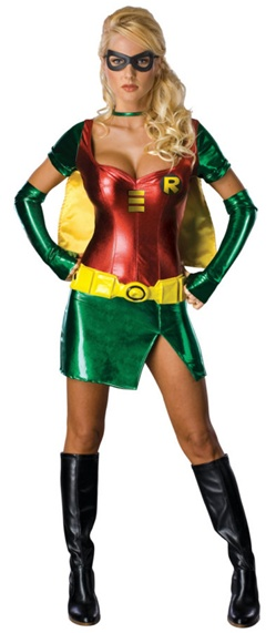 Sexy Adult Robin Costume