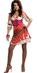 Carmen the Gypsy Adult Costume