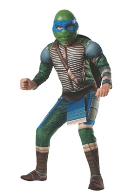 Deluxe Teenage Mutant Ninja Turtles Leonardo Child Costume