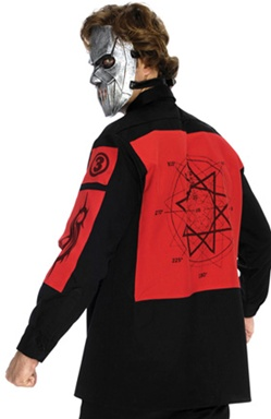 Slipknot Uniform Costume - Adult