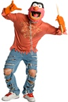 Muppets Animal Adult Costume