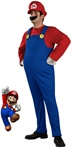Super Mario Costume for Adults