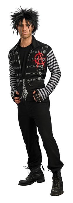 Punk Halloween Costume