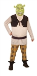 Deluxe Men's Shrek Costume