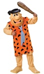 Fred Flintstone Adult Mascot Costume