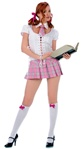 School Girl Sexy Costume