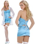 Sexy Doctor Costume - Seductive Surgeon - MEDIUM