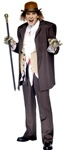 Dr Jekyll /Mr Hyde Costume - Adult
