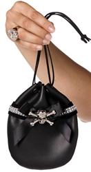 Pirate Pouch with Drawstring Costume Accessory