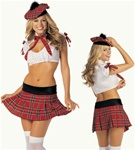 Sexy Scottish Costume