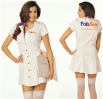 Sexy FabSex Costume - M/L