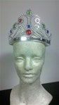 Silver Queens Crown