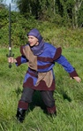 Camelot Knight Adult Costume
