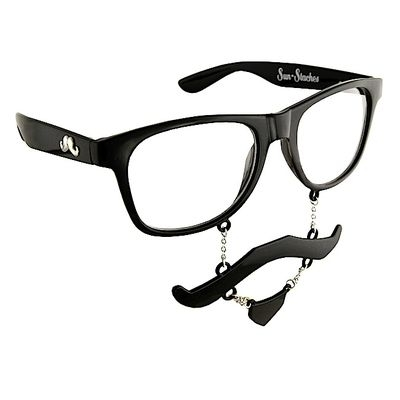 Soul Man Costume Glasses
