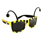 Bumble Bee Costume Glasses