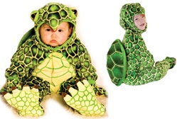 Little Turtle Costume