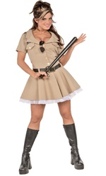Sexy Highway Patrol Officer Adult Costume