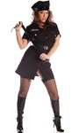 Sexy Cop Lady Costume - Adult