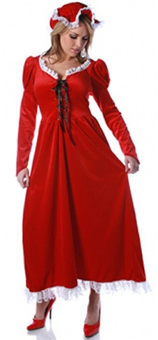 Women's Christmas Costume