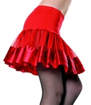 Sexy Red Petticoat