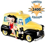 Limited Edition Betty Boop Cookie Jar