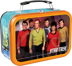 Star Trek - Large Tin Tote
