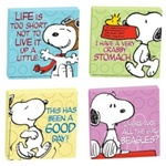 Officially Licensed Peanuts Magnets - Set of 4